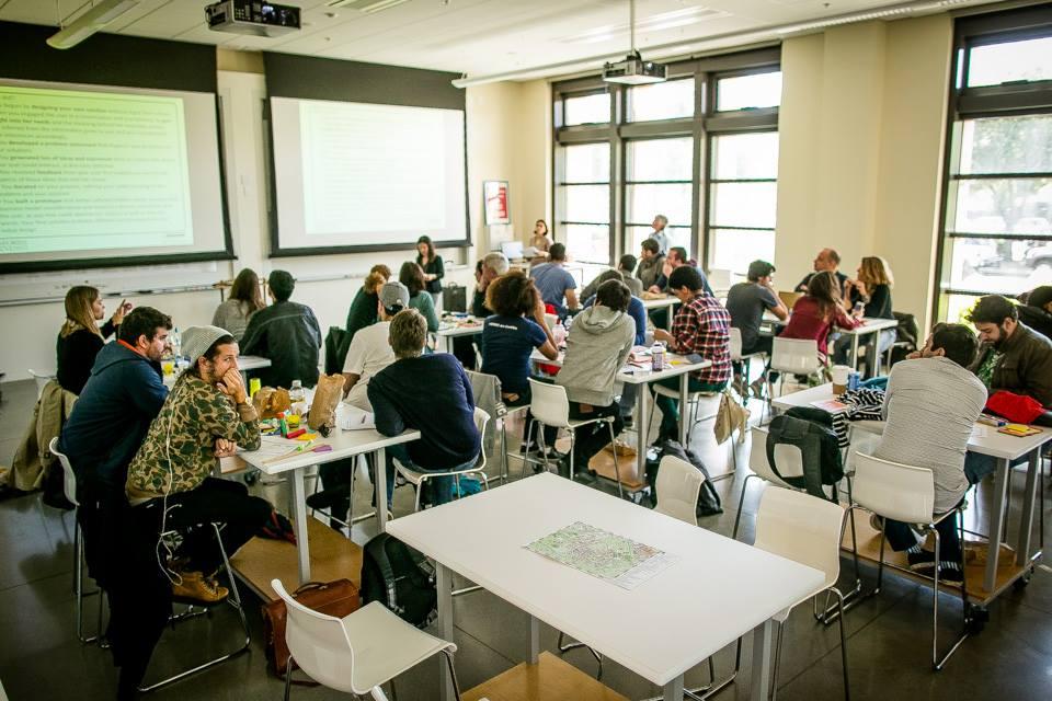 Nossa aula de Design Thinking em Stanford